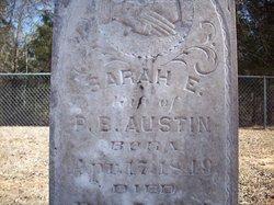 Sarah E. Austin