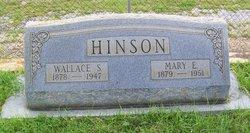 Wallace S Hinson