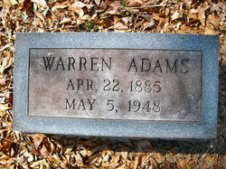 Warren Adams
