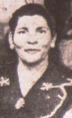 Dora Mae <I>Smith</I> McBeth