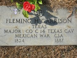 Maj Fleming Hodges Garrison