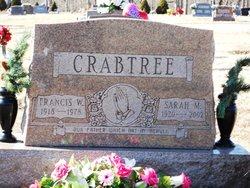 Sarah Melissa <I>Caldwell</I> Crabtree
