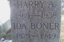 Ida Bell <I>Boner</I> Mackey