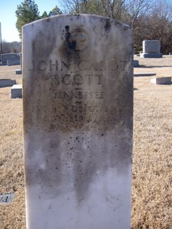 John Cabot Scott