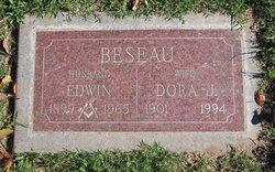 Dora J <I>Robinson</I> Beseau