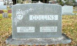 Johanna <I>Browne</I> Harrington Collins