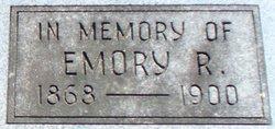 Emory R. Adriance