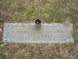 Mary <I>Mathena</I> Hutton