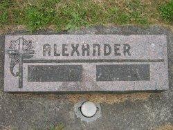 Wilma V. Alexander