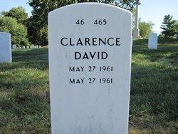 Clarence David Foreman, Jr