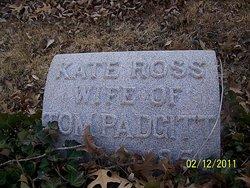 """Katherine """"Kate"""" <I>Ross</I> Padgitt"""