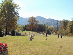 Pete Young Cemetery