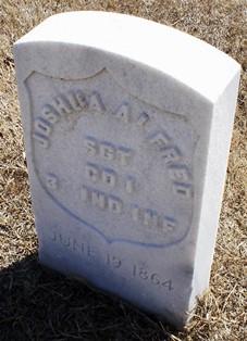 Sgt Joshua Alfred