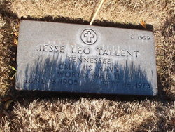 Jesse Leo Tallent