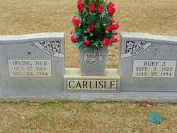 Irving Nub Carlisle