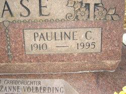 Pauline Cordula <I>Fults</I> Chase