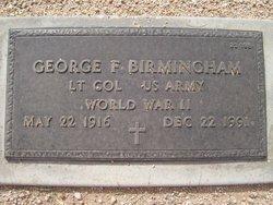 George Francis Birmingham