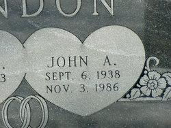 John A Landon