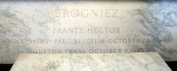 Frantz Hector Brogniez