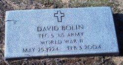 David Bolin