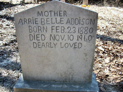 Arrie Belle Addison