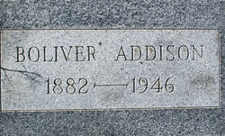 Boliver Addison