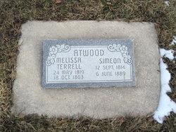 Melissa <I>Terrell</I> Atwood