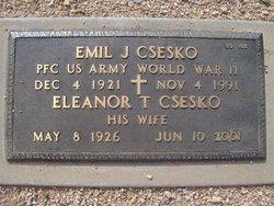 Emil J Csesko
