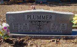 Dorothy Wynell <I>Yancey</I> Plummer