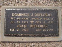 Dominick J Deflorio
