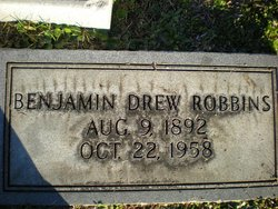 Benjamin Drew Robbins