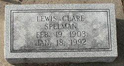 Lewis Clare Spelman