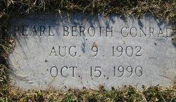 Pearl L. <I>Beroth</I> Conrad