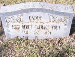 Louis Dewitt Talmage Wolfe