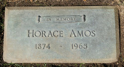 Horace Amos