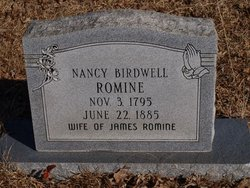 Nancy <I>Birdwell</I> Romine