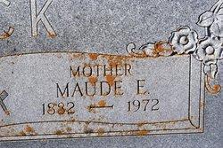 Maude E. <I>Collins</I> Beck