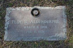 Floy B <I>Wilson</I> Aldenderfer