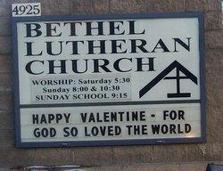 Bethel Lutheran Church Columbarium