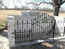 Curl Family Memorial Garden