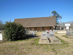 Big Cane Baptist Church Cemetery