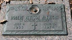 Robert Atkison McKnight