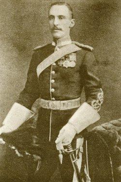 Sir Nevill Maskelyne Smyth