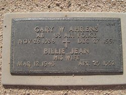 Gary W Ahrens