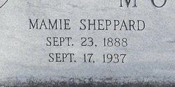 Mamie Gertrude <I>Sheppard</I> Moore