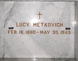 Lucy Metkovich