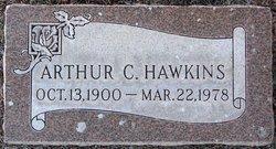 "Arthur Clinton ""Art/ A.C."" Hawkins"