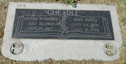 Leland Stanford Cheadle