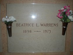 Beatrice L. <I>Snell</I> Warrens