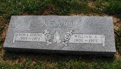 """William A. """"Bill"""" Sharp"""